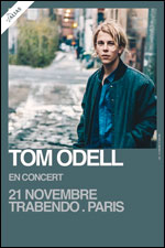 Tom odell Paris