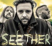 Seether en concert  Paris