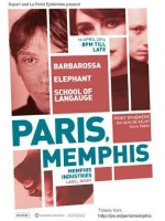 Paris, Memphis: Elephant+Barbarossa+School Of Language  Paris