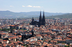 Outing ideas at Clermont-Ferrand on 12-04-2013