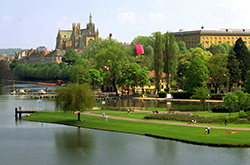Outing ideas at Metz