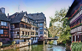 Outing ideas at Strasbourg