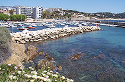 Outing ideas at Toulon on 17-04-2013