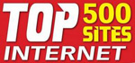 Top 500 sites internet