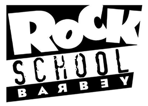Rock School Barbey Poster